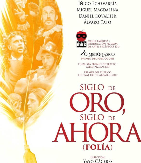 Siglo de Oro, siglo de ahora (Folía) Ron Lalá
