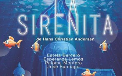 LA SIRENITA en el Teatro Arlequín Gran Vía