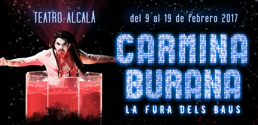 CARMINA BURANA, Nuevo Teatro Alcalá