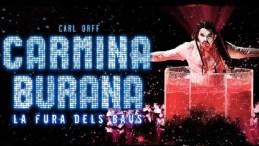 CARMINA BURANA, de la Fura, en el Teatro Rialto
