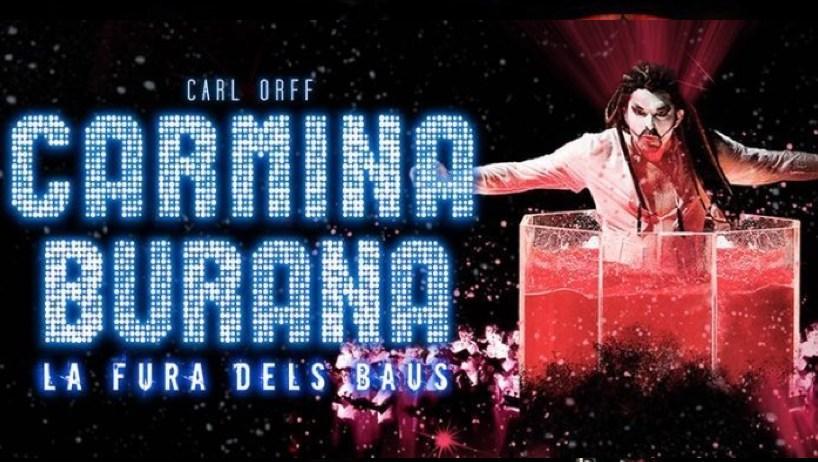 CARMINA BURANA, de la Fura, en el Teatro Calderón