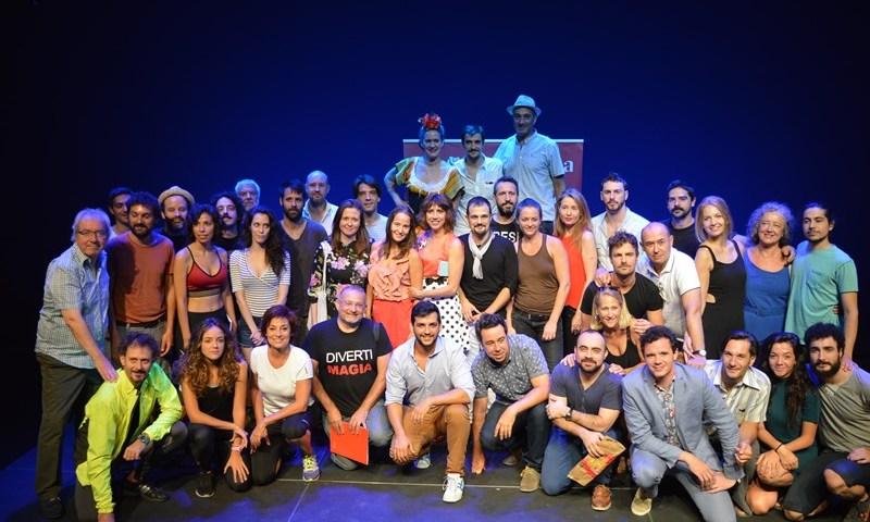 LosTeatros Luchana presentan la nueva temporada