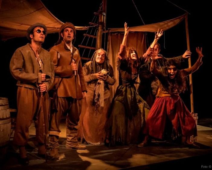 LA COMEDIA DE LOS ENREDOS de William Shakespeare en el Teatro Bellas Artes