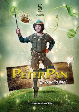 PETER PAN La Batalla Final en el Teatro Marquina