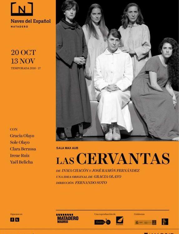 LAS CERVANTAS en las Naves del Español