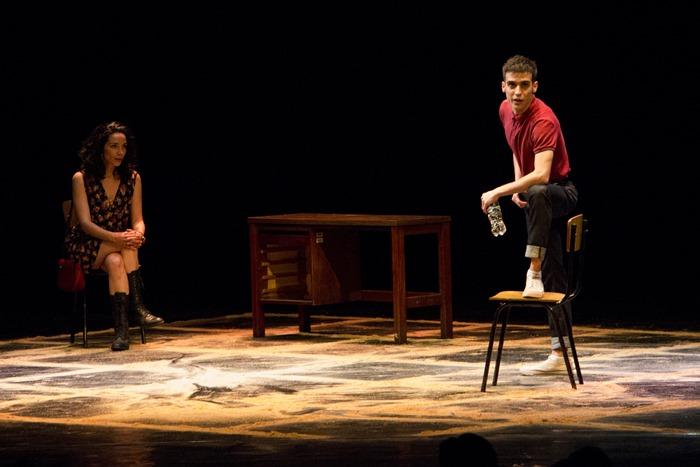 Perra vida de José Padilla en el Teatro Kamikaze