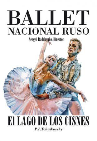 EL LAGO DE LOS CISNES - Ballet Nacional Ruso en el Teatro Nuevo Apolo