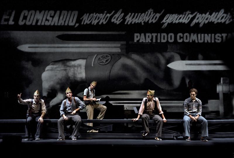 IN MEMORIAM. LA QUINTA DEL BIBERÓN en el Teatro María Guerrero