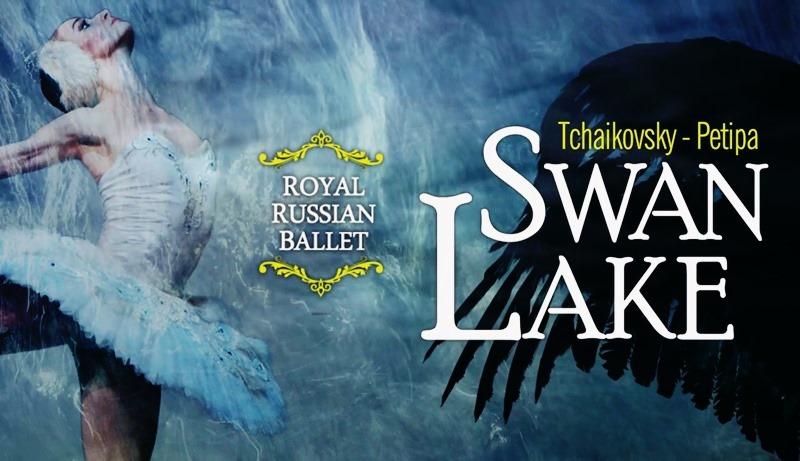 EL LAGO DE LOS CISNES – Royal Russian Ballet en Teatro Nuevo Apolo