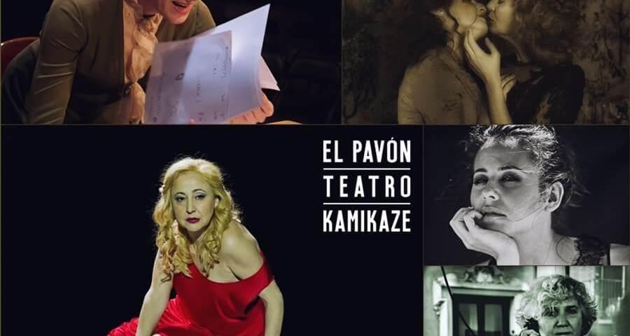 PROGRAMA FEMENINO PLURAL en el Teatro Kamikaze