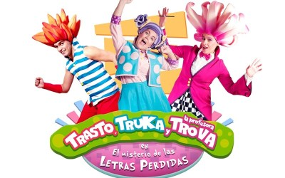 "Te invitamos a ver ""TRASTO TRUKA Y LA PROFESORA TROVA"" (cerrado)"