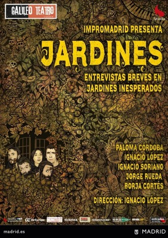 JARDINES, de Impromadrid