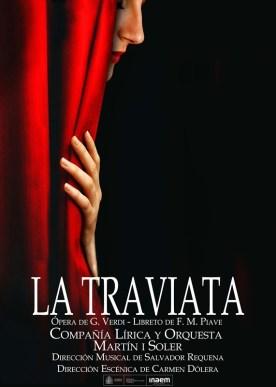 LA TRAVIATA de Giuseppe Verdi en el Teatro Reina Victoria