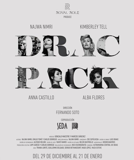 DRAC PACK, Teatro de la Luz Philips Gran Vía
