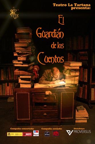 EL GUARDIAN DE LOS CUENTOS La Tartana, 40º aniversario