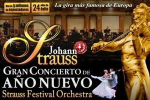 Gran Concierto de Año Nuevo en Madrid