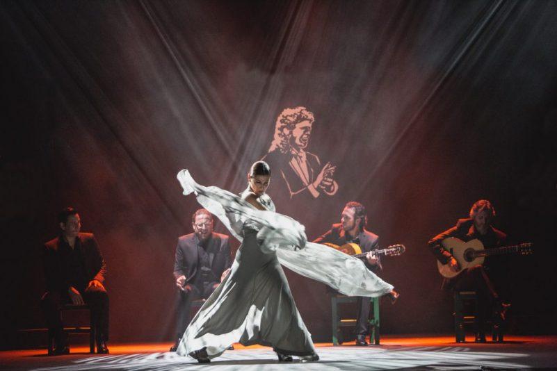 """SARA BARAS """"VOCES"""" en el Teatro Nuevo Apolo de Madrid"""