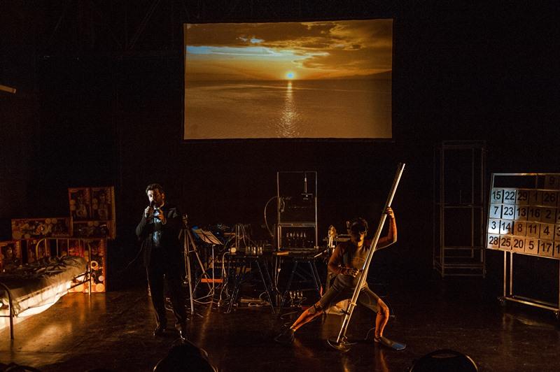 SPAM, Rafael Spregelburd / Zypce en los Teatros del Canal