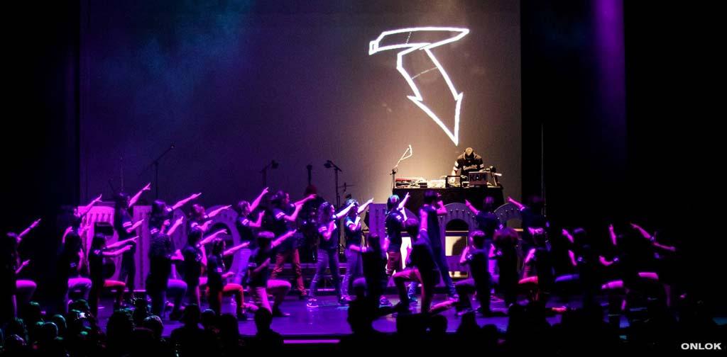 BRODAS BROS 10 AÑOS en el Teatro de la Luz Philips Gran Vía