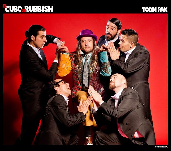 """Te invitamos a ver """"EL CUBO DE RUBBISH de Toom-Pak"""" (cerrado)"""