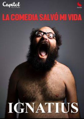 LA COMEDIA SALVÓ MI VIDA - IGNATIUS FARRAY
