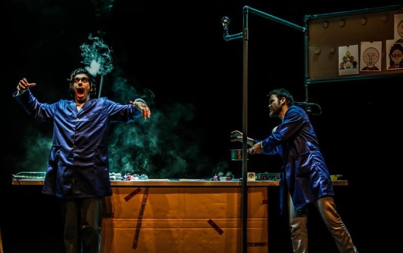 EL CUENTO DE AZUZAINA en el Teatro Galileo