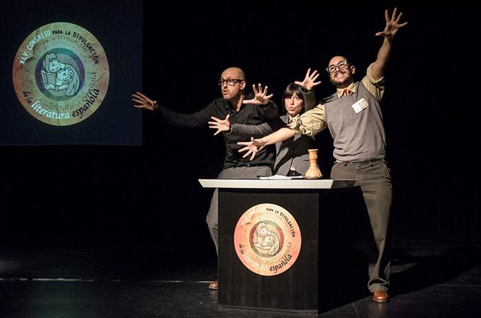 LA TEATROPEDIA de Teatro DeFondo en Nave 73
