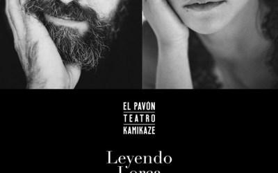 LEYENDO LORCA / READING LORCA en el Teatro Kamikaze