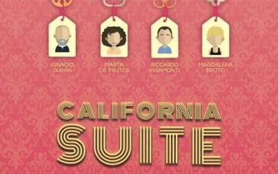 CALIFORNIA SUITE en Teatro Arte&Desmayo