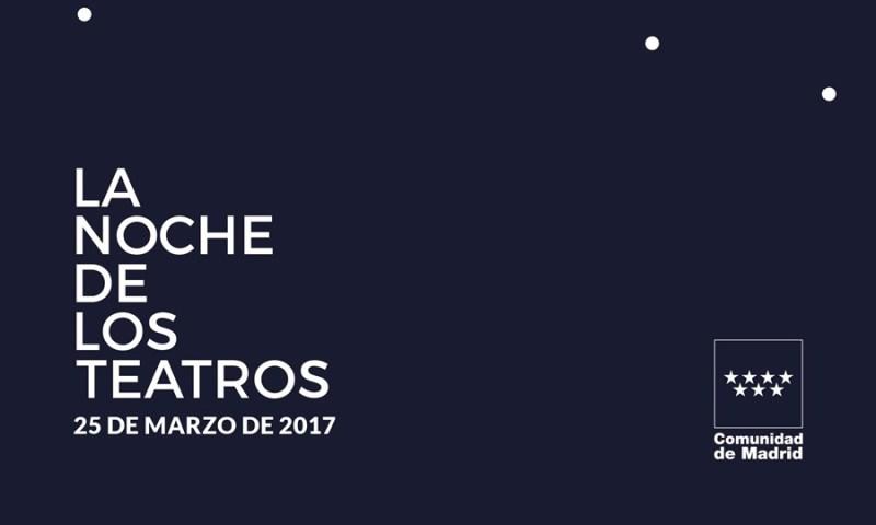 La NOCHE de los TEATROS 2017