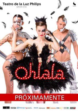 Ohlala - SEXY - CRAZY - ARTISTIC