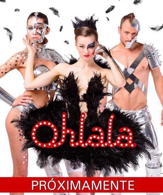 Ohlala – SEXY – CRAZY – ARTISTIC, Teatro de la luz Philips