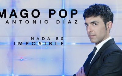 NADA ES POSIBLE, el Mago Pop regresa al Teatro Rialto