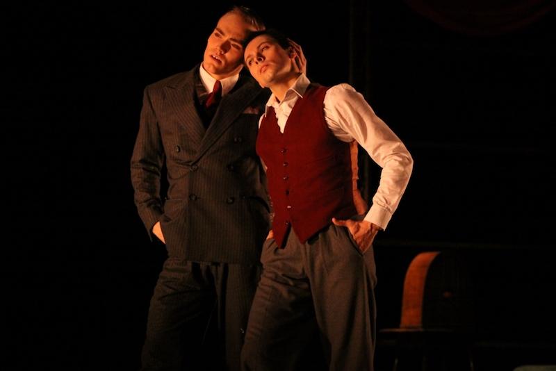 EARLY ADVENTURES de New Adventures en los Teatros del Canal