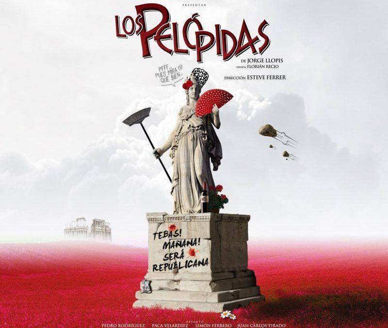 LOS PELÓPIDAS en el Teatro Bellas Artes