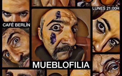 MUEBLOFILIA en el Café Berlín