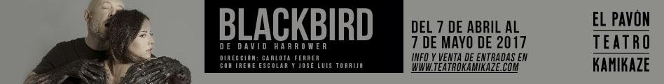 BLACKBIRD en Teatro Kamikaz