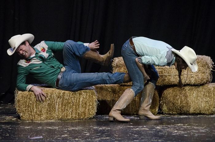 BUFFALO en el Teatro Alfil