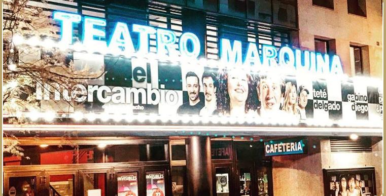 EL INTERCAMBIO en el Teatro Marquina