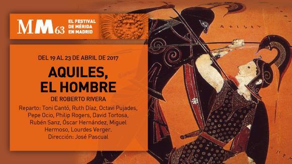 Festival de Mérida en Madrid: Aquiles, el hombre