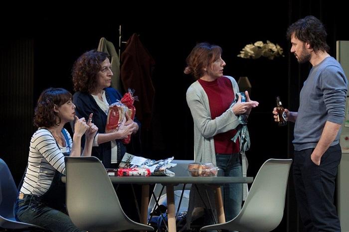 LOS UNIVERSOS PARALELOS en el Teatro Español