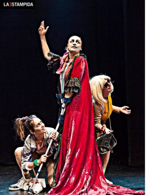 LO NUNCA VISTO de José Troncoso en el Teatro Guindalera