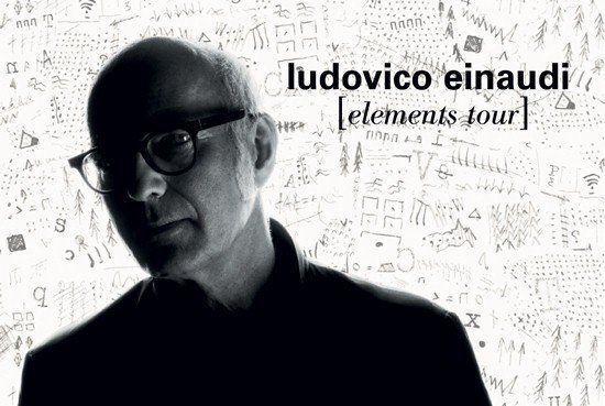 Ludovico Einaudi, Elements Tour