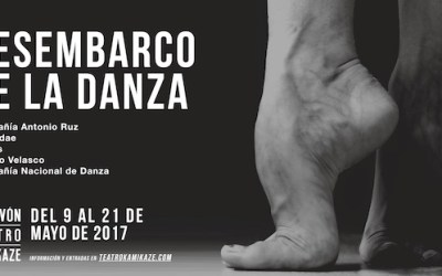 Desembarco de la Danza en el Teatro Kamikaze