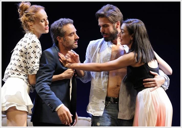 DOS MÁS DOS en el Teatro La Latina