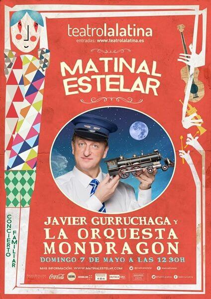 Javier Gurruchaga y La Orquesta Mondragón