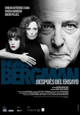 DESPUÉS DEL ENSAYO de Ingmar Bergman, en el Teatro Infanta Isabel
