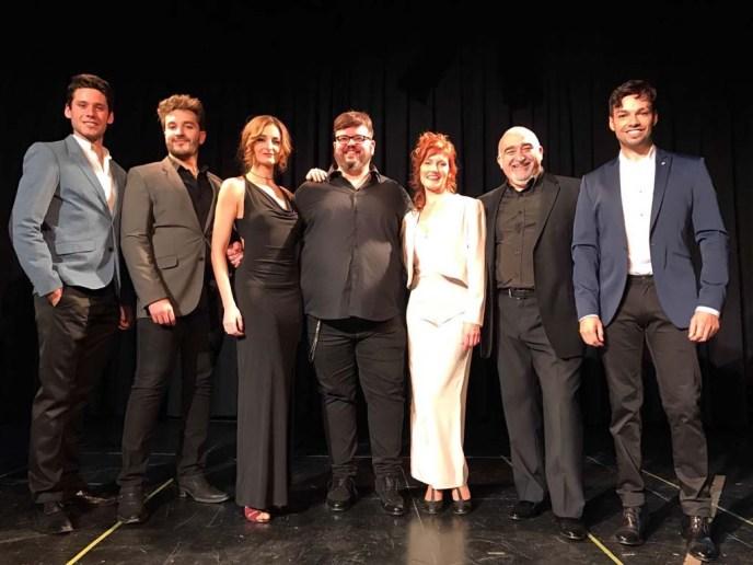 MELODÍAS DE NUEVA YORK en el Teatro Cofidís Alcázar