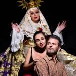 MARIQUITA APARECE AHOGADA EN UNA CESTA en los Teatros Luchana