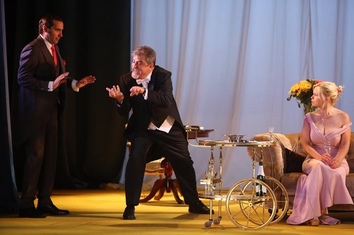 EL PRÍNCIPE Y LA CORISTA en el Teatro Cofidis
